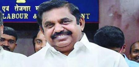 admk minister udumalai radhakrishnan third member of cm