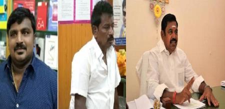 Edappadi Palanisamy warn Police about Thoothukudi Murder Issue