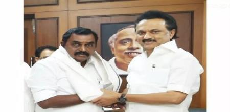 EPS brother joins dmk