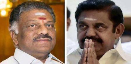 Villupuram child murder case OPS and EPS dismiss party member
