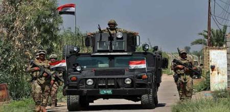 in Iraq terrorist killed by army