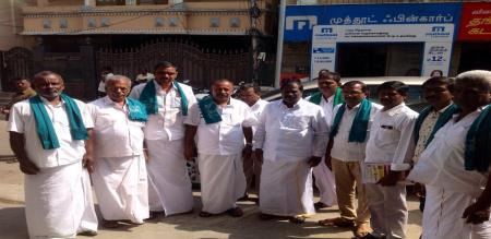 farmers meeting with minister is end failure