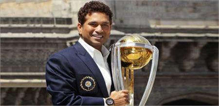 sachin tendulkar says about world cup
