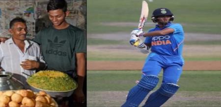 cricket player yashasvi jaiswal life story