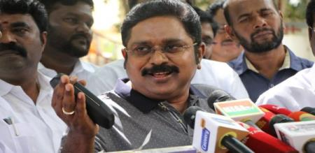 ammk district secretary remove from ammk party