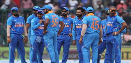 changes in indian team