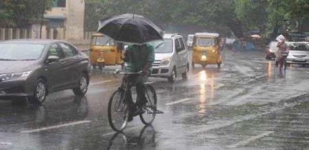 rain for 11 districts