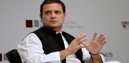 Rahul Gandhi is not against women