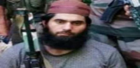 terrorist commander shot death