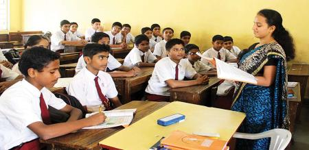 government warning for private schools