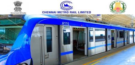 Chennai Metro Rail Limited job