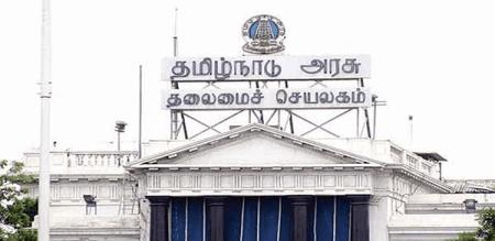 death toll in tamil nadu dropped to 2 prercentage