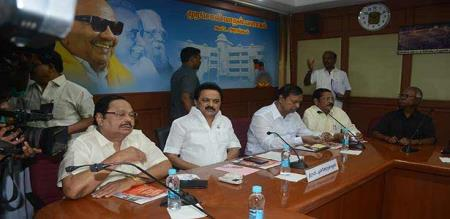 dmk alliance meeting for signature movement
