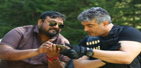 director siva tell about ajith spiritual interest