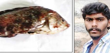 young men death in krishnakiri while making video