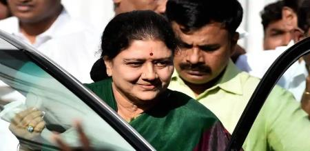 sasikala release issue