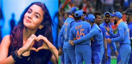 KL Rahul love for Alia Bhatt friend