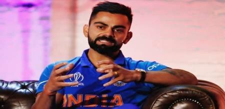 virat kohli says first team 500 runs