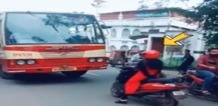 kearala bus video