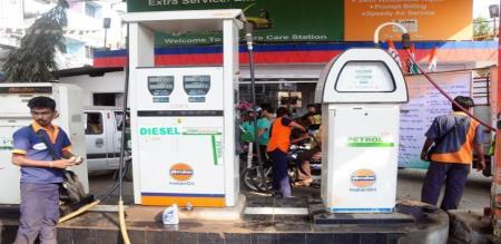 september 8 petrol and diesel price