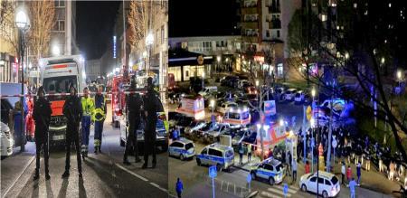in Germany peoples gun fired peoples died