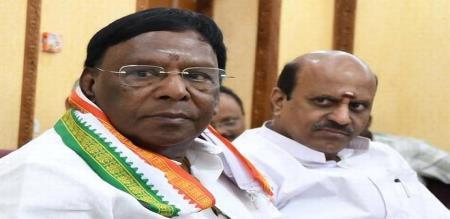 narayanasamy press meet about hydrocarbon