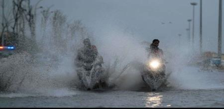 today night onwards rain for 17 district