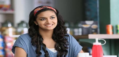 actress keerthi suresh hot photo