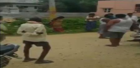 in karnadaga girl attack due to loan problem
