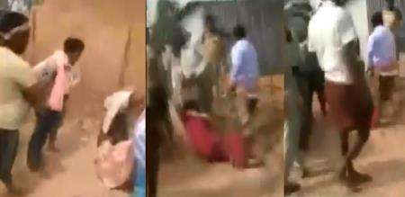 in west Bengal girl attack