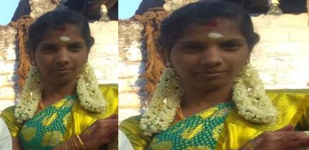 in theni father murder attempt daughter police investigation going on