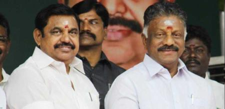 cm and deputy cm review in thirumazhisai