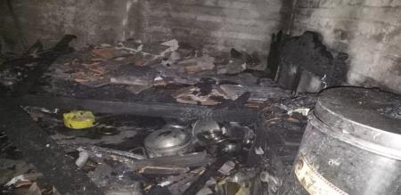in andrapredesh house burned by man due to marriage torture