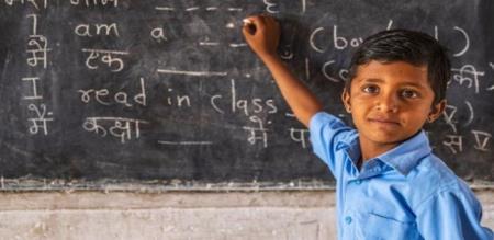 mamta says hindi education