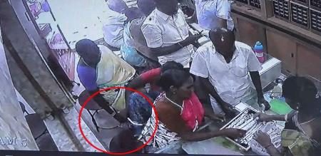 perambalur district robber in jewelery shop