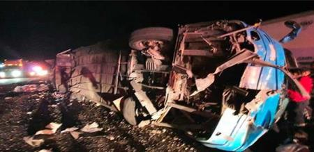 in mexico bus accident peoples died