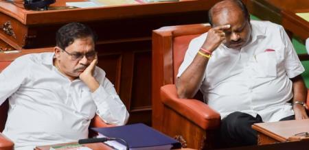 karnataka vote of confidence