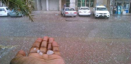 today hail in tirupattur