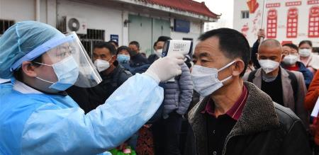 Hantavirus affected and now spread in china