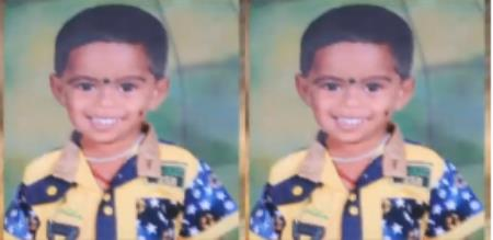 Thirupathur child died in digging land water police investigation