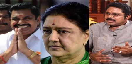 sasikala plan for election admk is shock