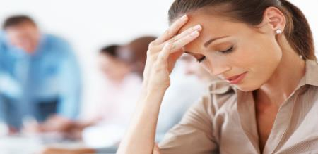 how to cure heavy headache