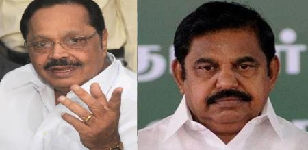 duraimurugan ask to edappadi admk shock