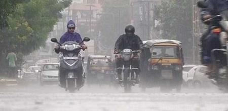 just now rain iyyappanthangal