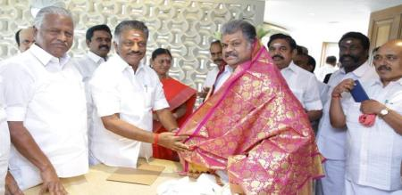 gk vasan mp seat reason