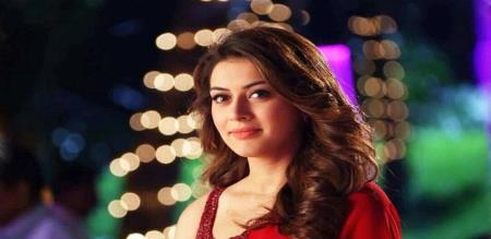 hansika act web series