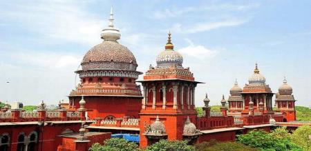 chennai district court job