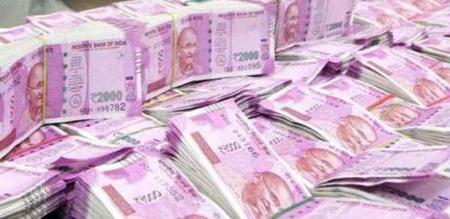 Congress money 50 lakhs in nanguneri