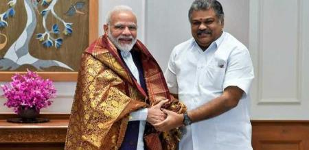 gk vasan may be central minister post