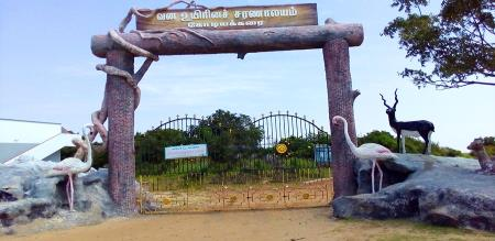 point calimere wildlife and bird sanctuary